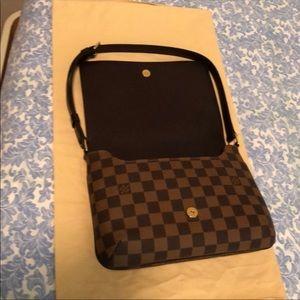 Louis Vuitton Bags - Louis Vuitton Damier Ebene Shoulder Bag